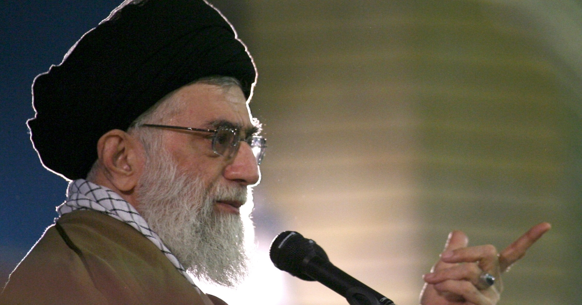 Iran's Ayatollah Ali Khamenei urges Iranians to have more babies in a new speech.</p>