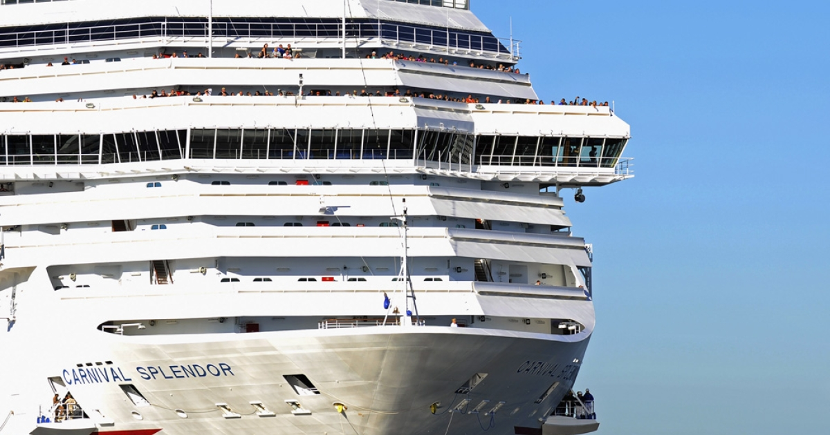 Masked gunmen robbed passengers from the Carnival Splendor during a day trip near Puerto Vallarta, Mexico.</p>