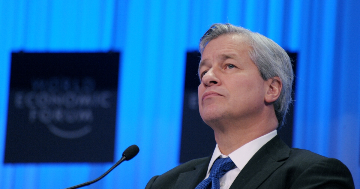 JPMorgan Chase Chairman and Chief Executive Officer (CEO) James Dimon .</p>