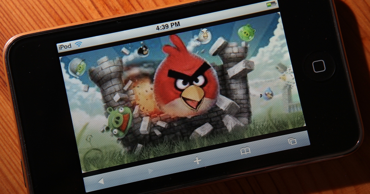 Angry Birds Space edition has reached 10 million downloads in just three days.</p>