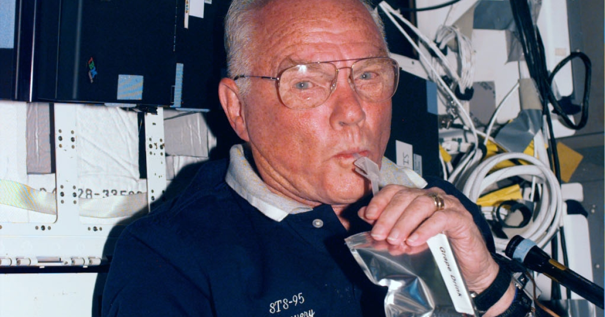 A new study shows that a drink used by astronauts at NASA helps reduce wrinkles.</p>