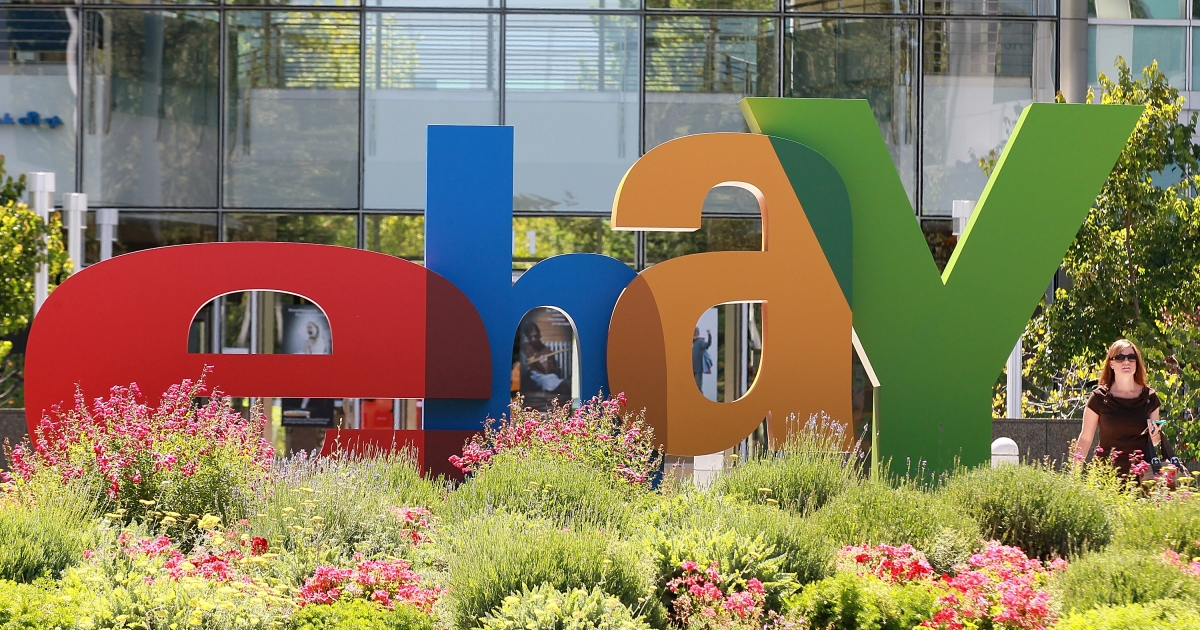 PayPal is helping to boost eBay profits skyward.</p>