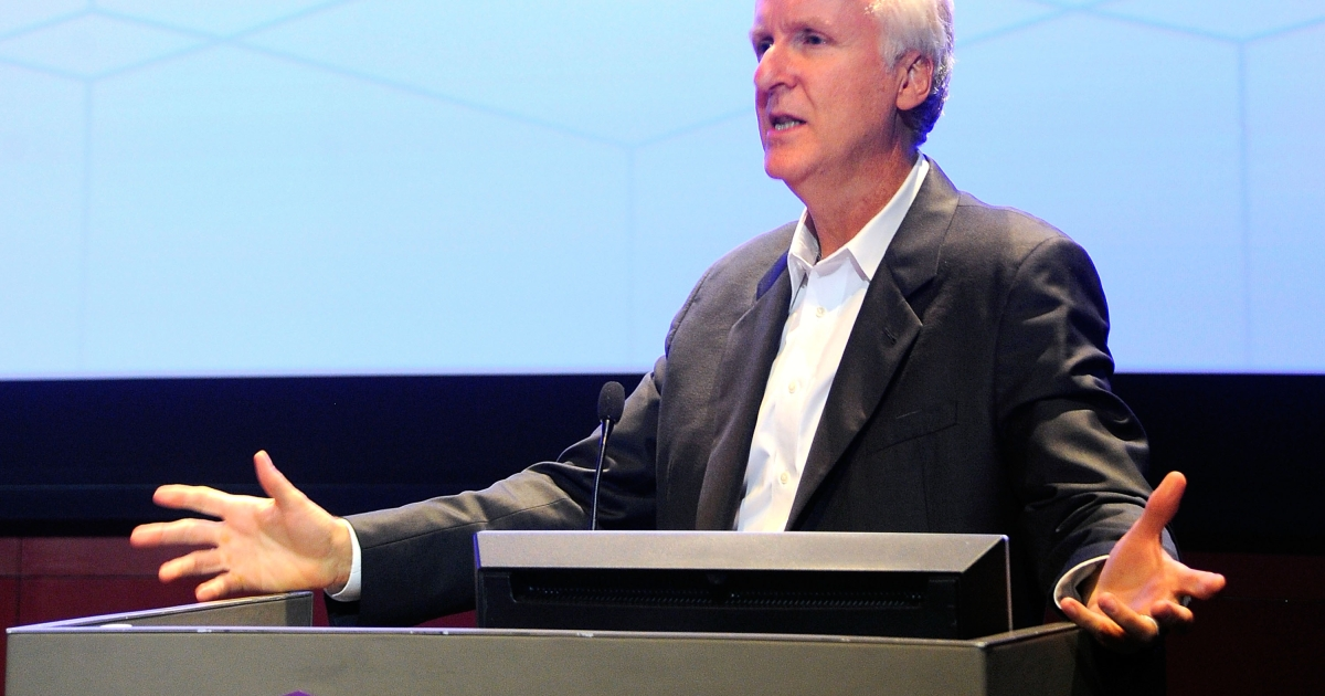 James Cameron, award winning director and inventor, said this week that he would dive solo into the 7-mile deep Mariana Trench - the deepest place in the world.</p>