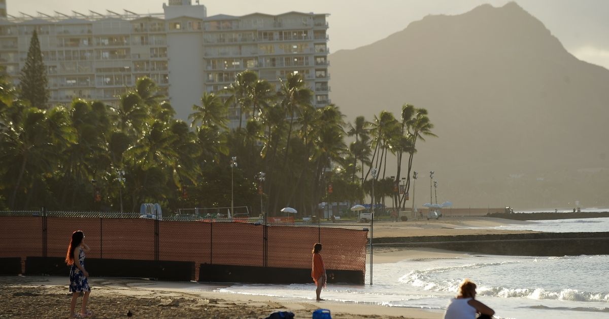 A new study has found that Hawaii may be becoming flatter due to internal erosion say geologists at Brigham Young University.</p>