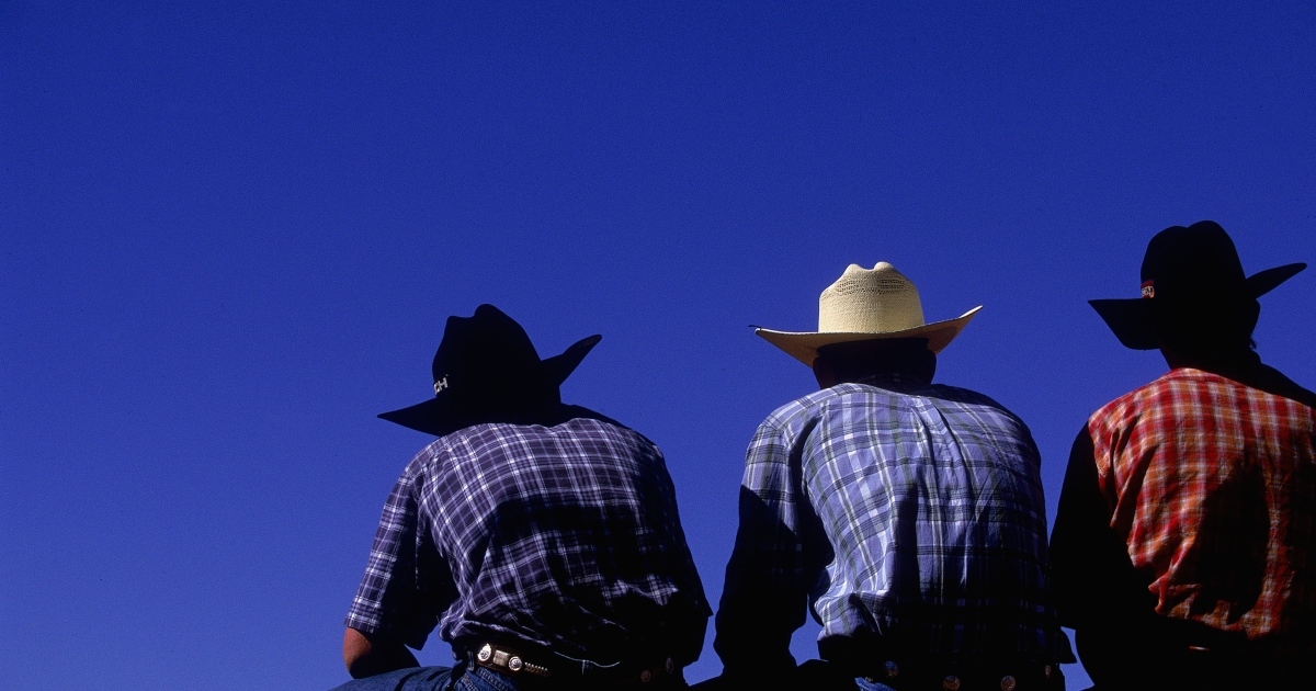 Australia's Mount Isa, primarily a mining town, is also famous for its rodeo.</p>