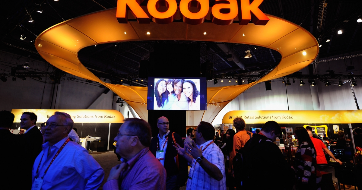 Kodak will stop selling inkjet printers as the company scales back products and services.</p>
