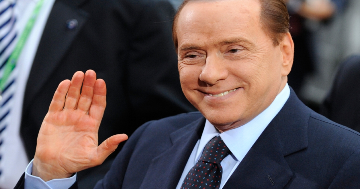 #14 — Italian Prime Minister Silvio Berlusconi —Facebook: 308,693; Orkut: 156.</p>