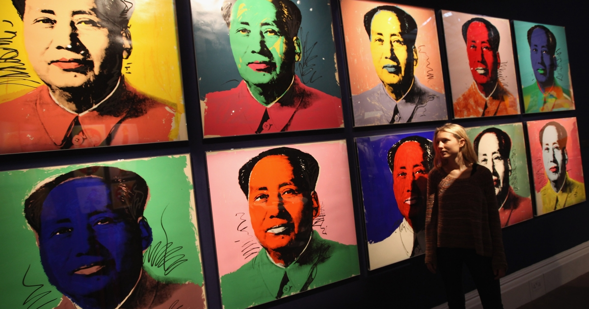 Nearly 20,000 paintings by Andy Warhol are about to flood the market.</p>