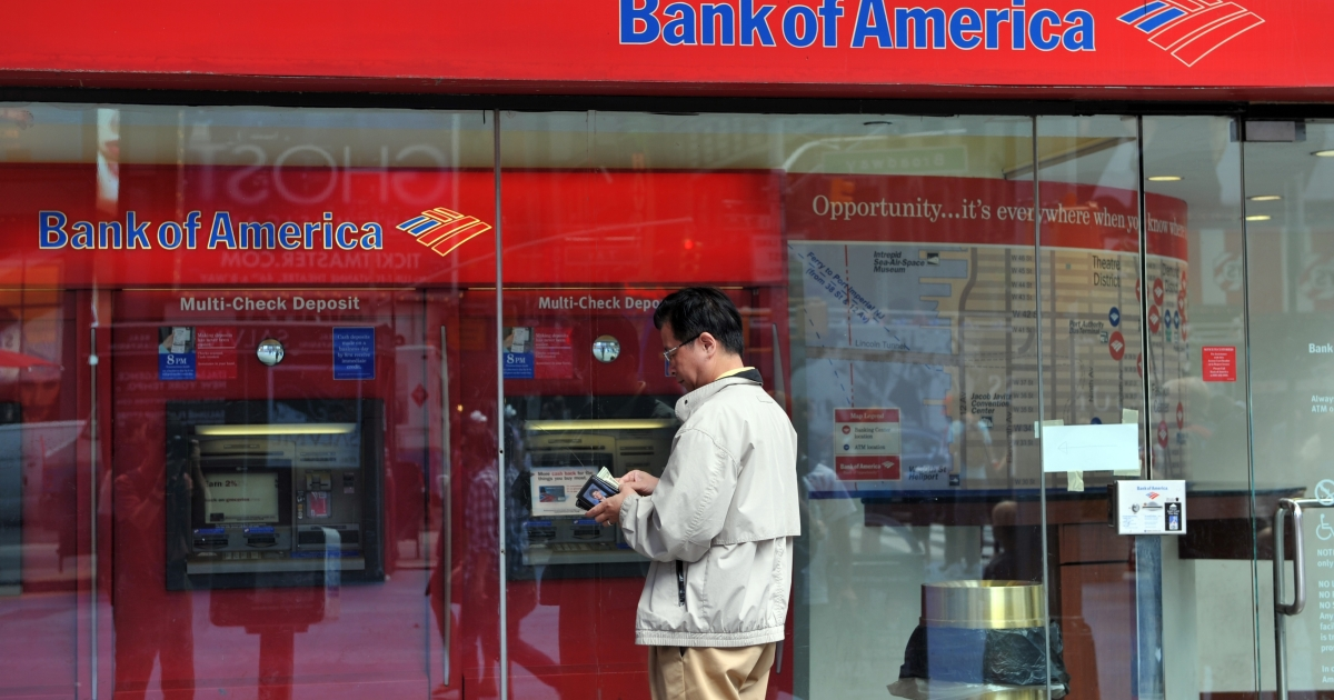 Bank of America to cut 16,000 jobs as part of a restructuring effort to save money.</p>
