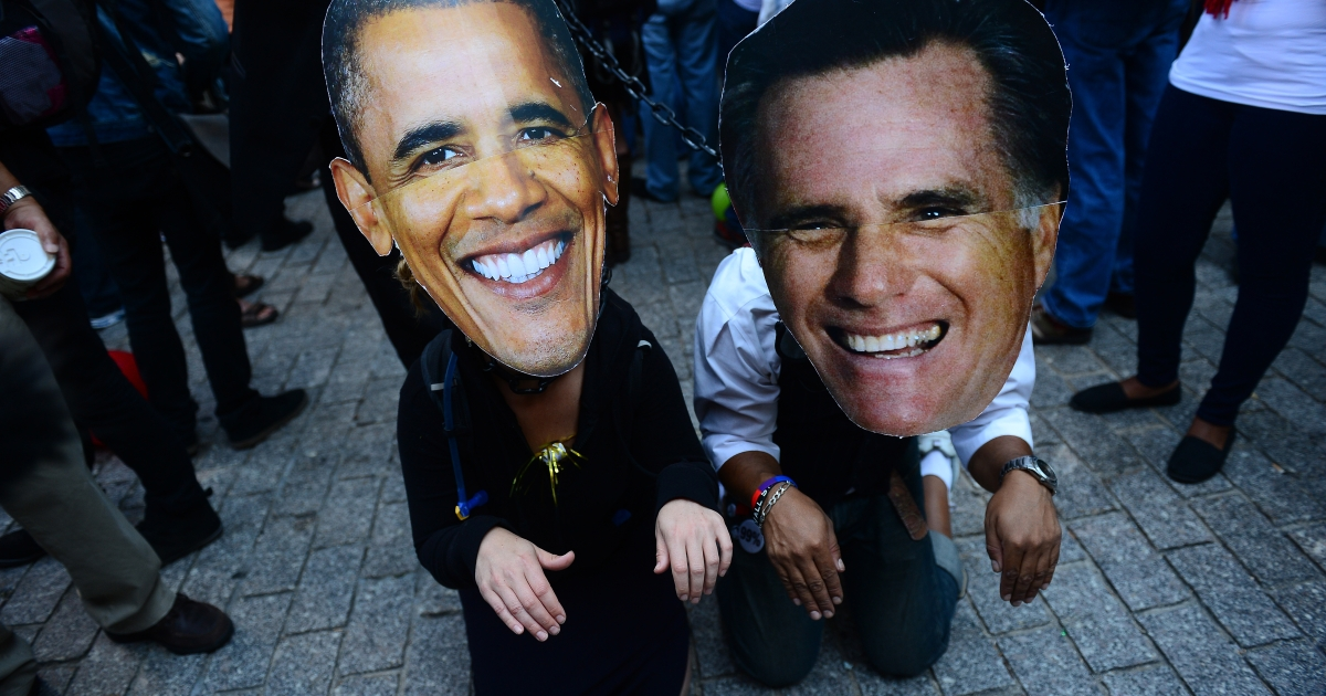 Say what!? Presidential candidates say the darndest things.</p>