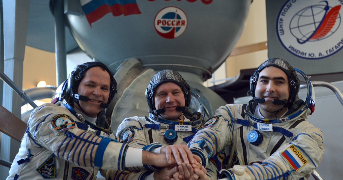 The International Space Station will change orbits tomorrow to protect astronauts onboard from space debris.</p>