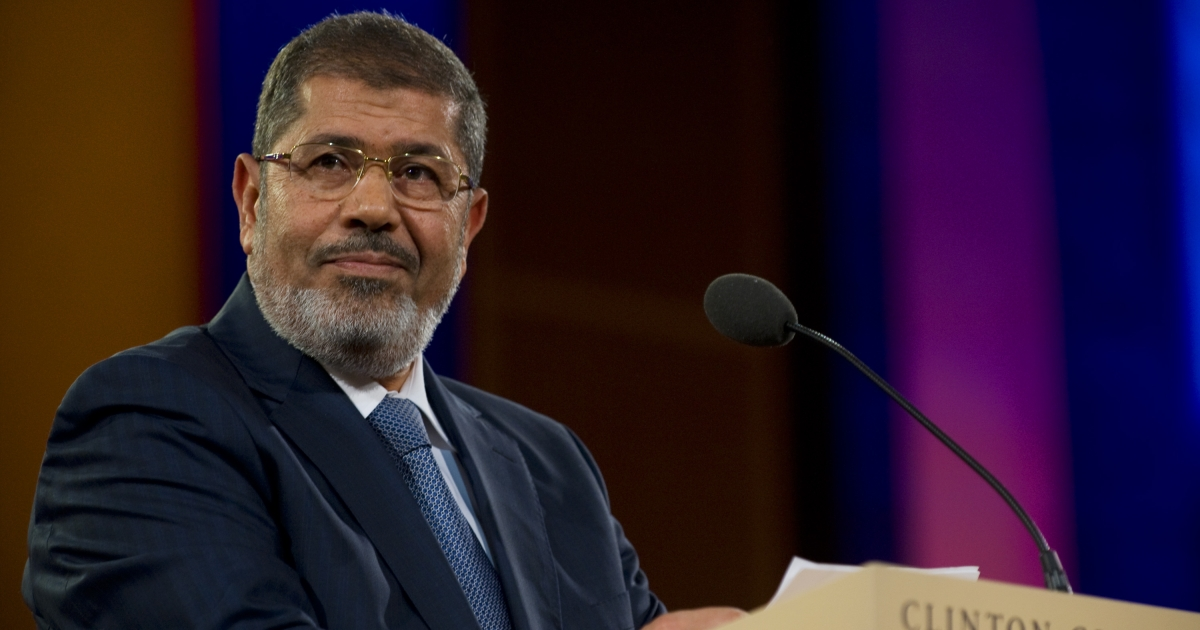 A new decree by Egypt's president, Mohammed Morsi, has observers worried he may become the new