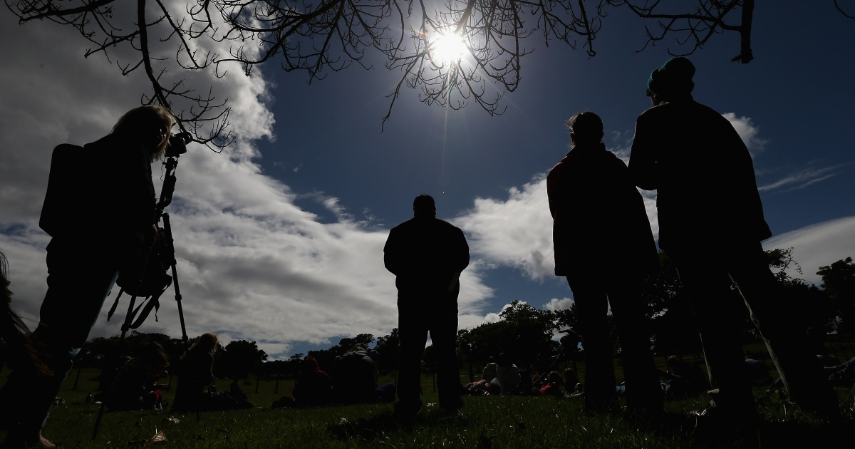 Earth is at the closest point it will get this year to the sun say astronomers.</p>