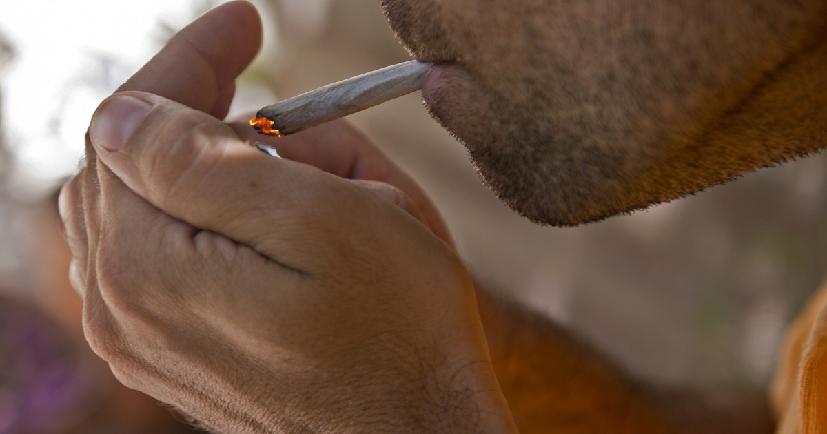 A new study has shown that pot smoking has levelled off among US teens.</p>