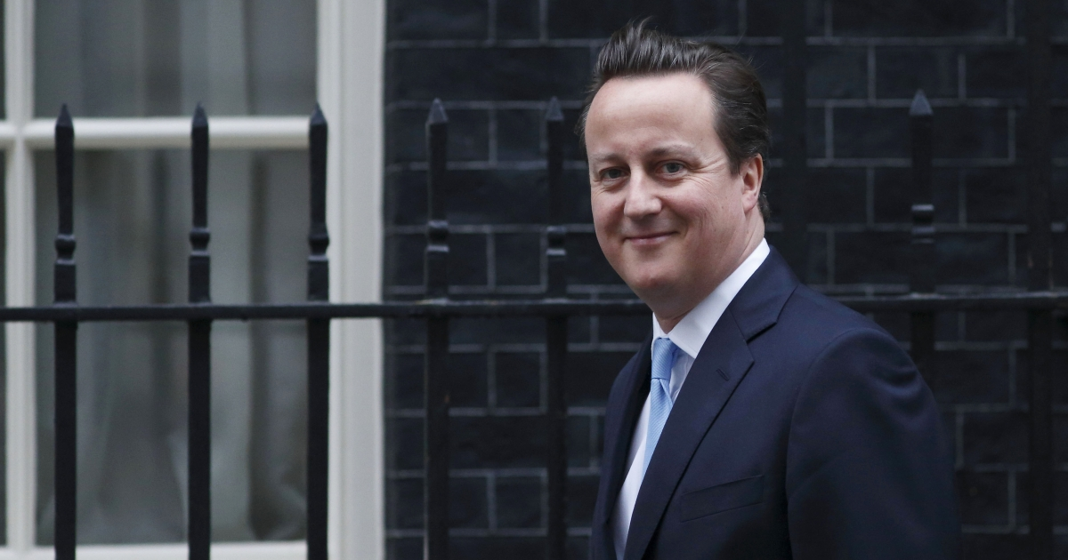 British Prime Minister David Cameron postponed a long-awaited speech to EU leaders Thursday after it was reported Britons were killed in a terrorist raid of an oil field in Algeria.</p>