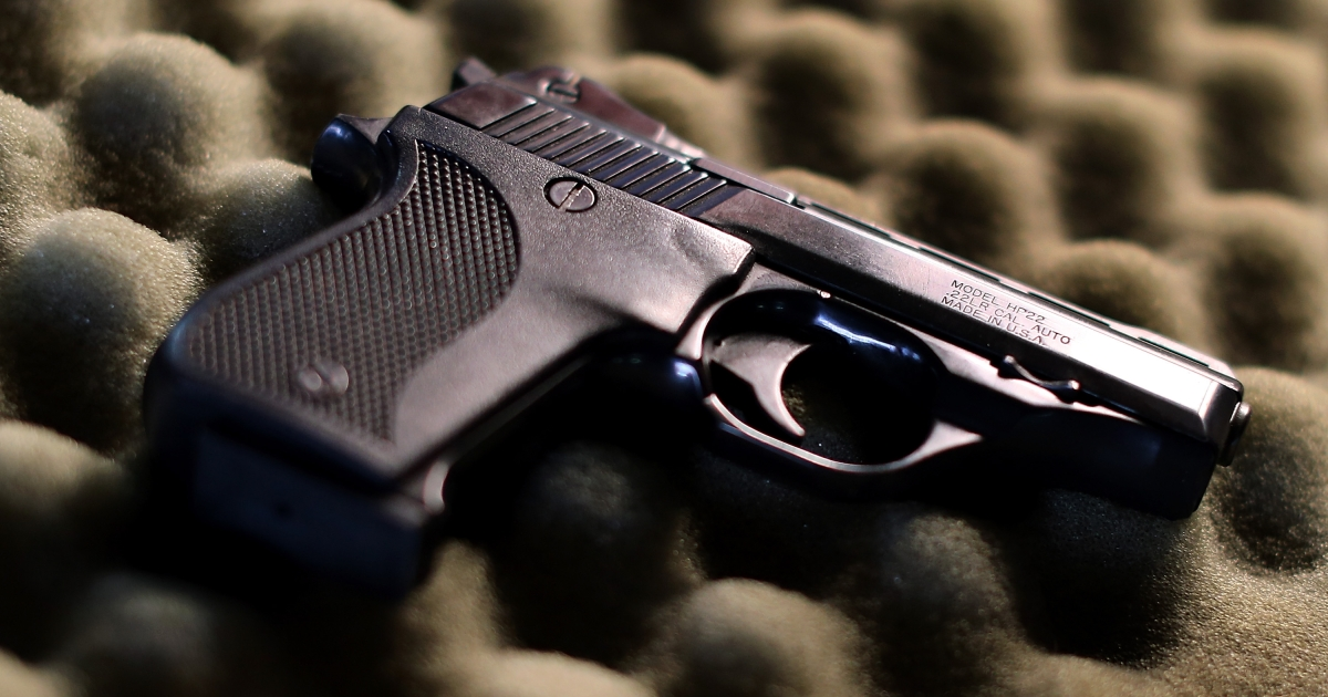 A man in Trinidad accidentally shot himself in the penis while sitting in his car Sunday morning.</p>