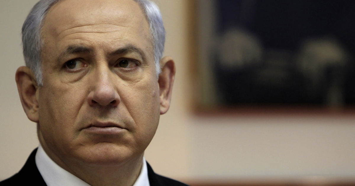 Israeli Prime Minister Benjamin Netanyahu warned western powers against falling into Iran's diplomatic