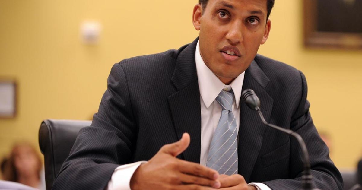 Dr. Rajiv Shah, administrator of USAID.</p>