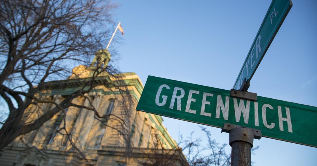 Views of Greenwich, CT on Nov. 26, 2012.</p>