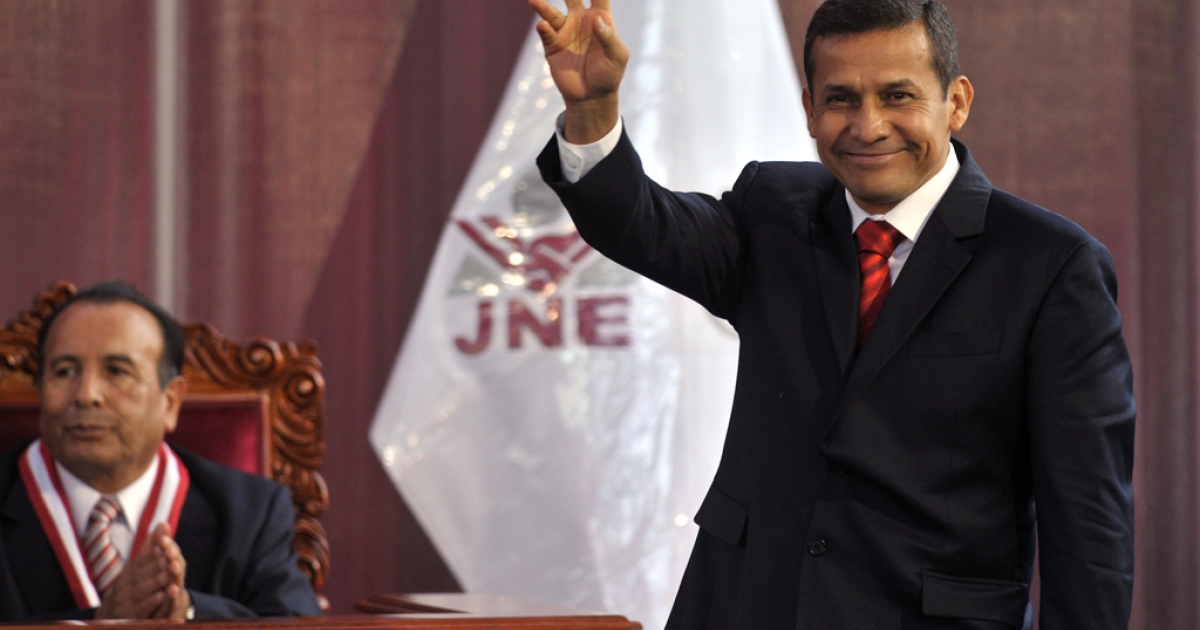 Peruvian President Ollanta Humala could grant a humanitarian pardon to former President Alberto Fujimori, who is currently serving a 25-year sentence for crimes against humanity and corruption.</p>
