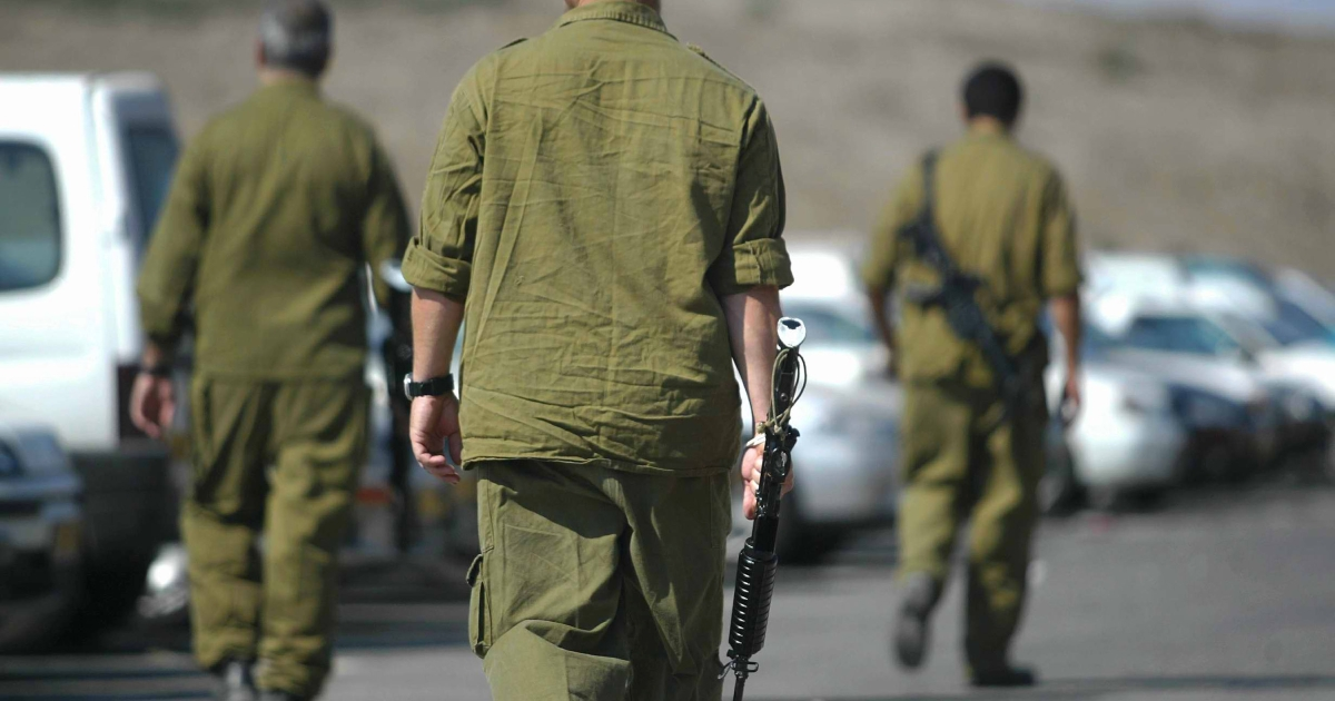 An Israeli soldier was given a 45-day prison sentence Sunday for the killings of two Palestinian women during operation Cast Lead.</p>