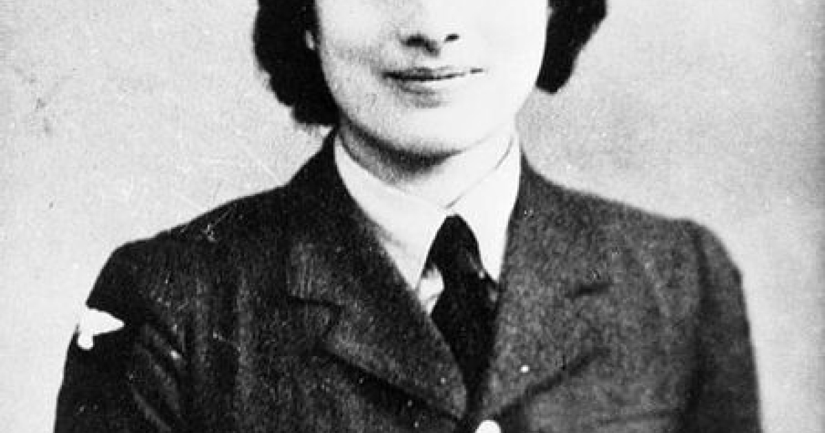 Hon. Assistant Section Officer Noor Inayat Khan (code name Madeleine), George Cross, MiD, Croix de Guerre avec Etoile de Vermeil. Noor Inayat Khan served as a wireless operator with F Section, Special Operations Executive.</p>
