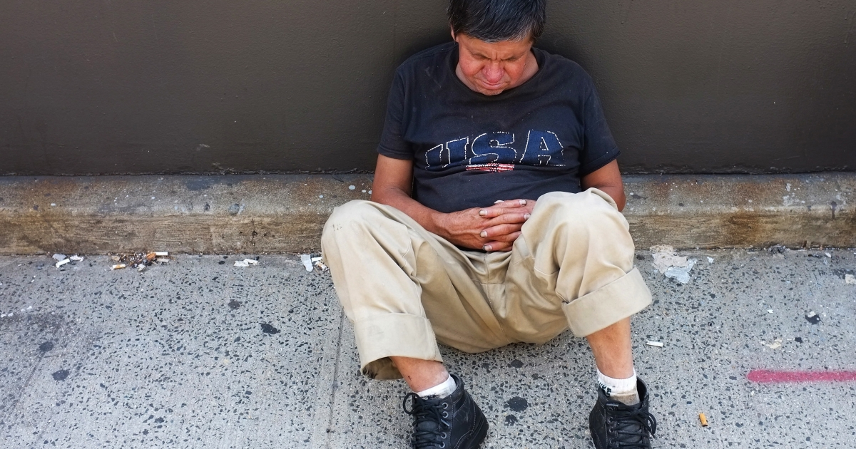 16 percent of Americans are living below the poverty line.</p>