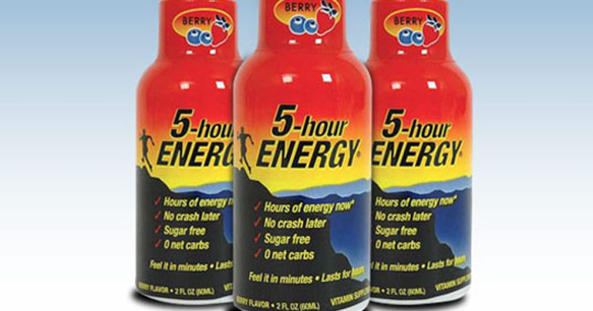 The government is investigating claims that 13 people have died in the past four years after drinking 5-Hour Energy.</p>