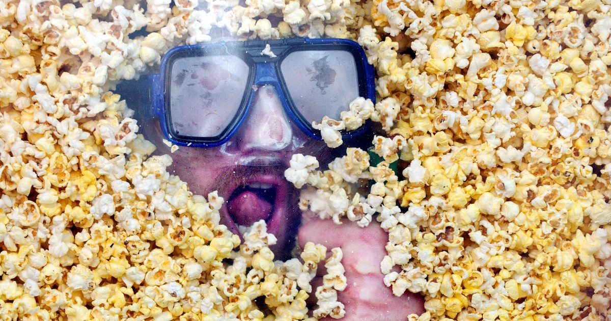 Popcorn found to be packed with antioxidants a new study finds.</p>