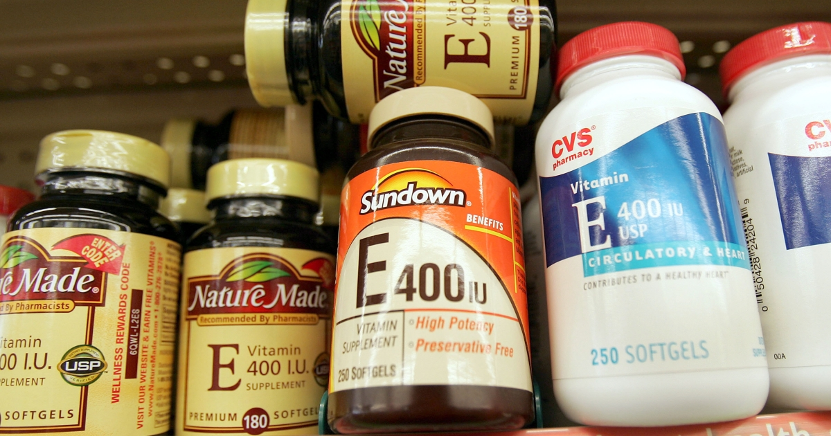 A new study from China says that vitamin E can help prevent liver cancer.</p>