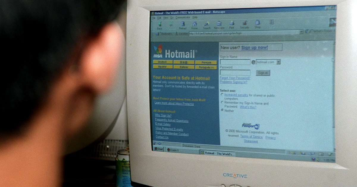 Microsoft said Tuesday that Hotmail would slowly be replaced by Outlook.</p>