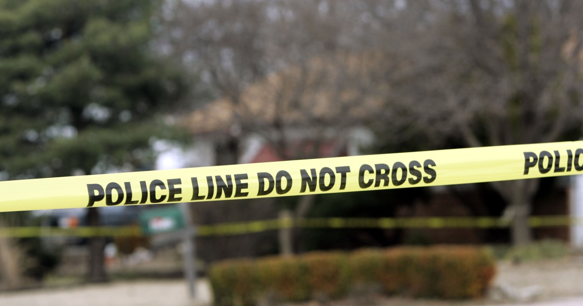 Father shoots and kills his adopted son during a suspected robbery attempt in Fairfield, Conn.</p>