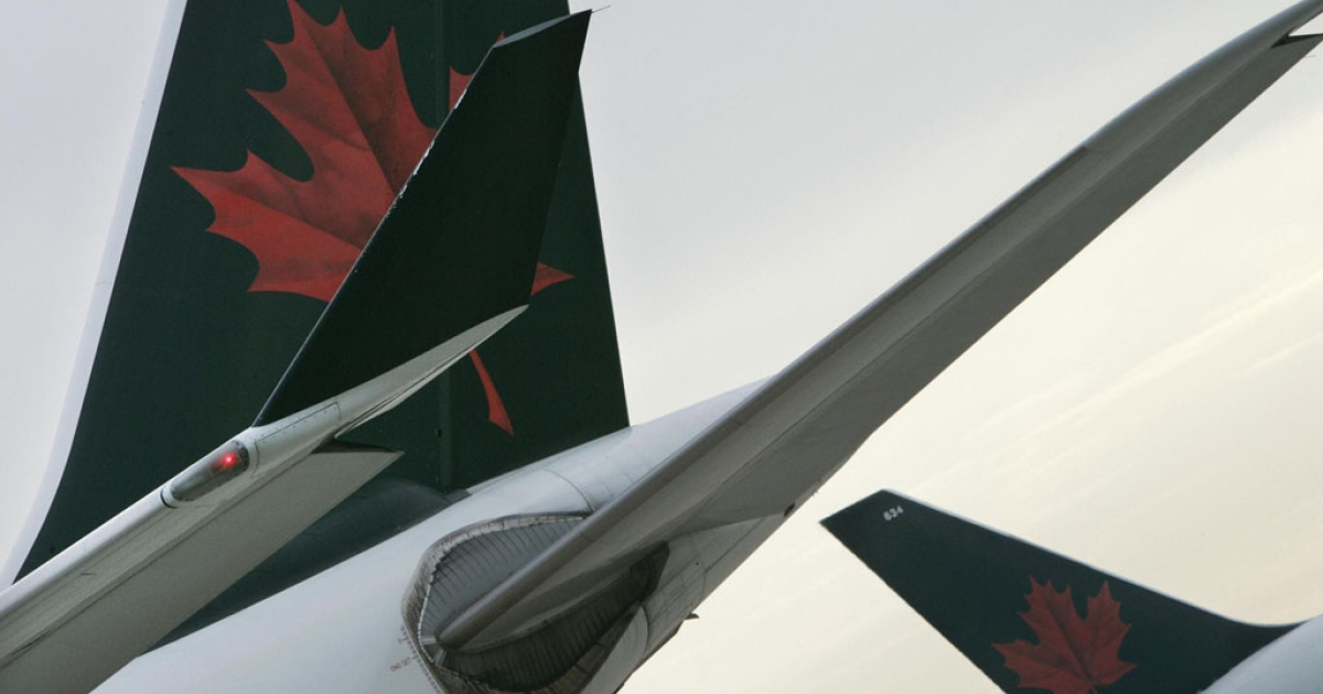 Air Canada couldn't explain higher than expected delays today despite reports about a dozen pilots called in sick. The airline and its pilots are in bitter contract negotiations.</p>