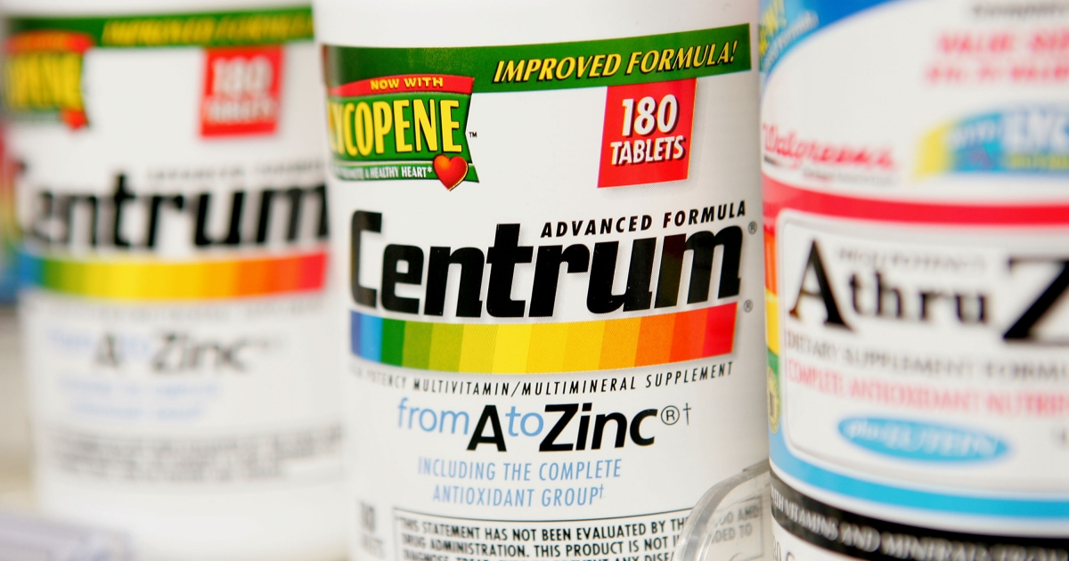 A new study showed that a daily multivitamin helped to reduce the risk of cancer.</p>