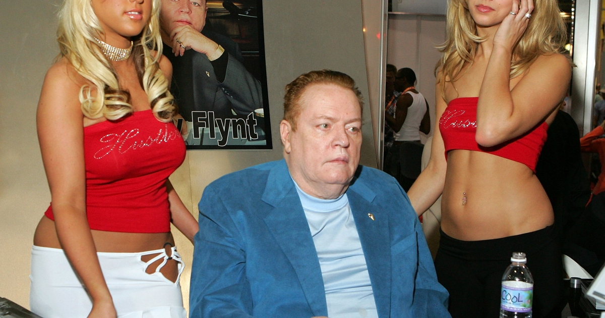 Larry Flynt is offering $1 million for Mitt Romney's tax returns.</p>