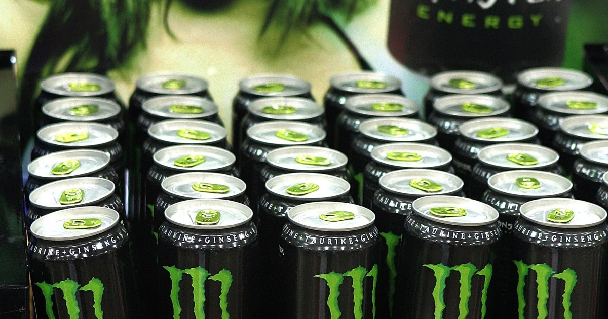 A new report has linked Monster Energy drinks with the deaths of five people.</p>