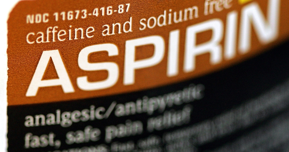 A new study suggested that a daily aspirin could cut cancer mortality.</p>