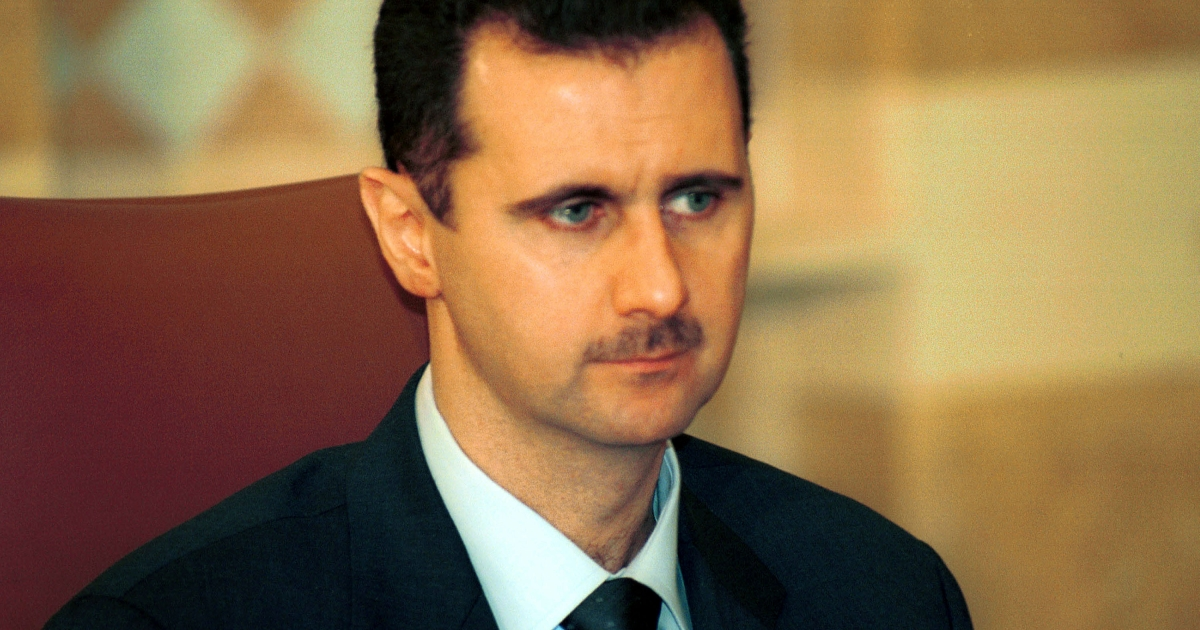 In an interview with Russian television station RT this week, Syria's president Bashar al-Assad vowed to
