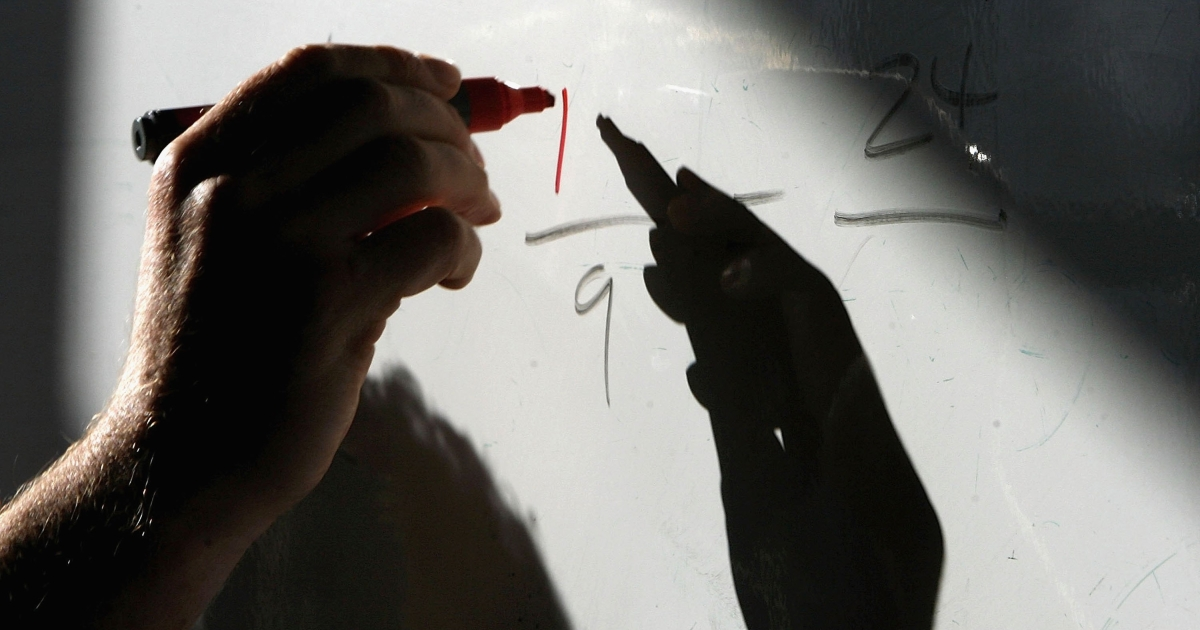 Math anxiety found to be a biological event similar to other forms of anxiety, say researchers.</p>