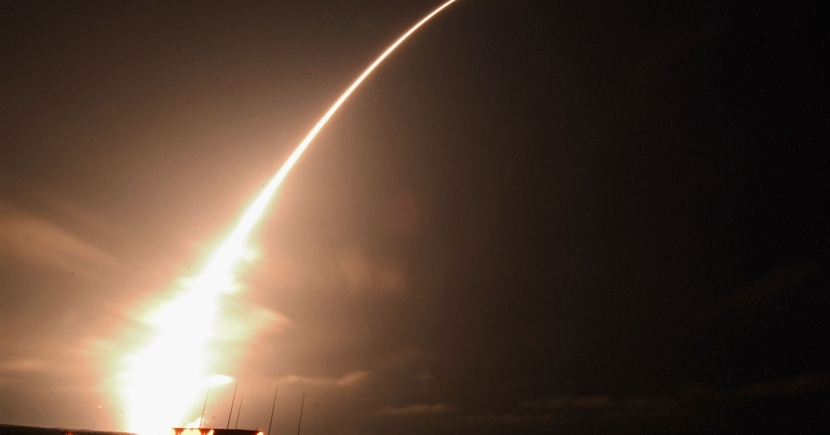 NASA to launch rockets to study the jet stream at the edge of space.</p>
