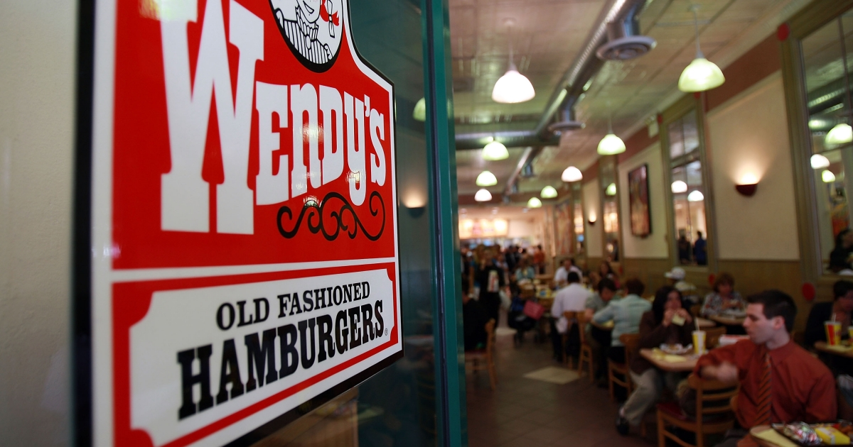 Wendy's tops Burger King in sales, making it number two in the US behind McDonald's.</p>