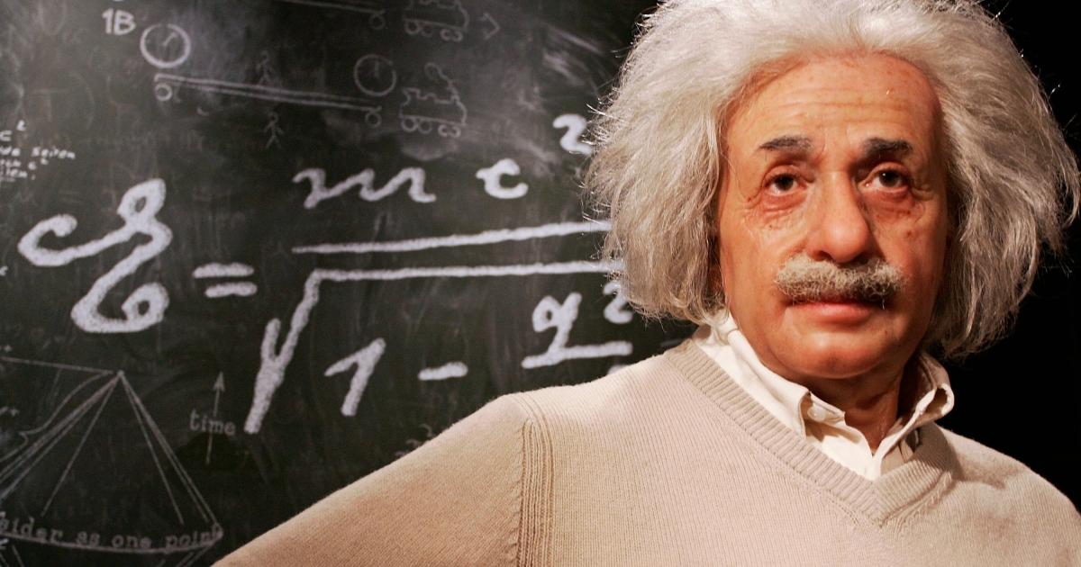 An 11-year-old British girl has higher IQ than Einstein.</p>