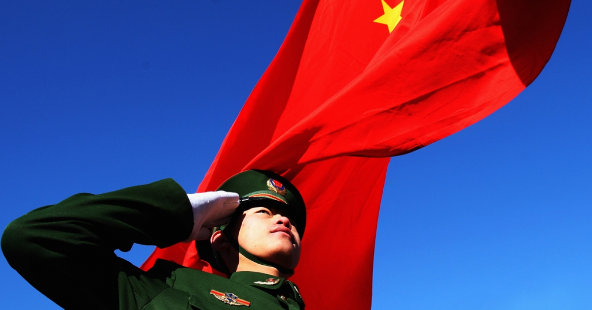 The Chinese government announced a 100-day crackdown on