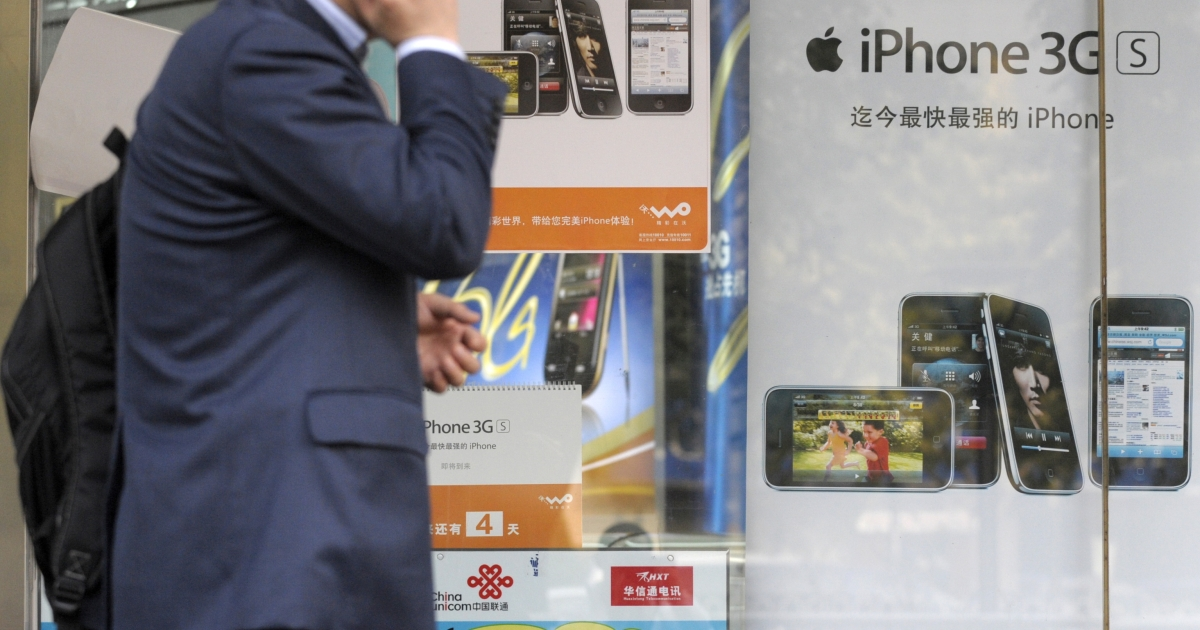 China overtakes US in iOS, Android activations. China is the largest untapped smart phone market in the world.</p>