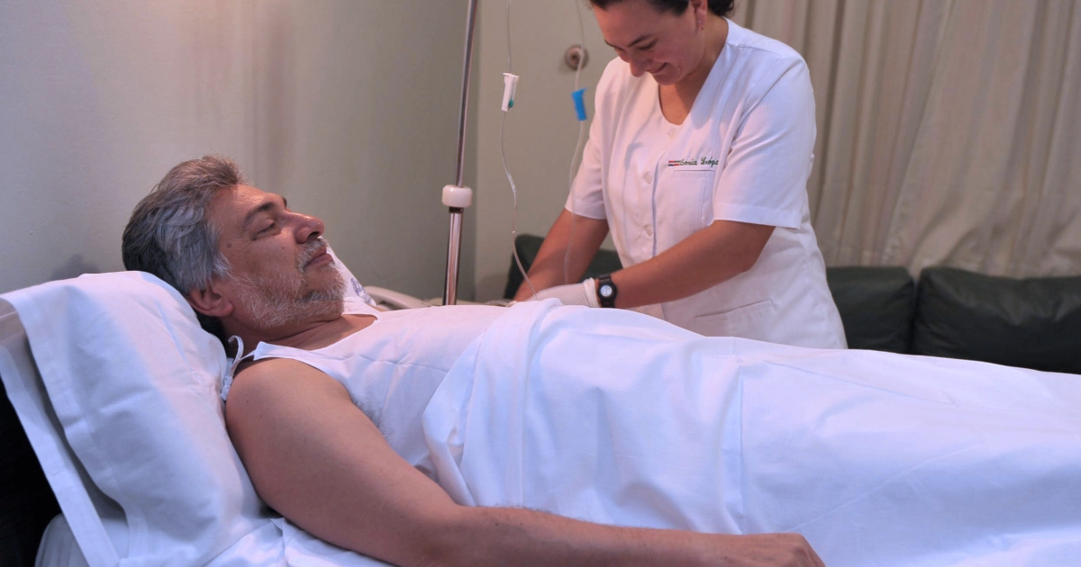 A new study says that surgery often not needed in prostate cancer.</p>