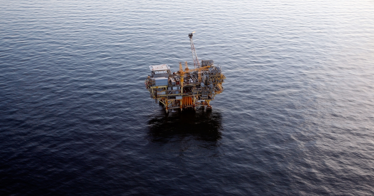 Ireland has struck oil in what may prove to be a multi-billion dollar discovery.</p>