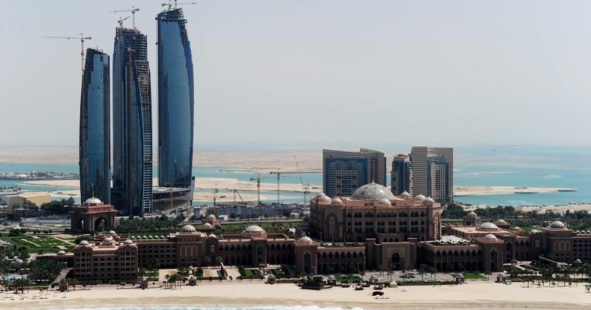 Abu Dhabi in the United Arab Emirates.</p>