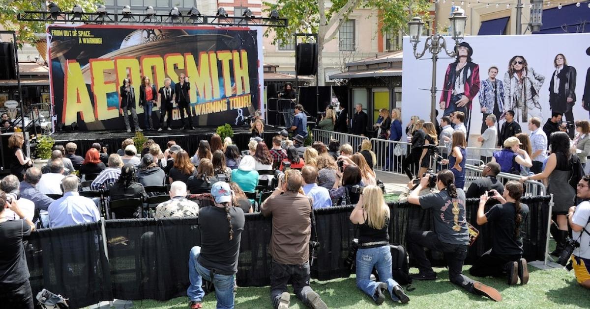 Aerosmith's