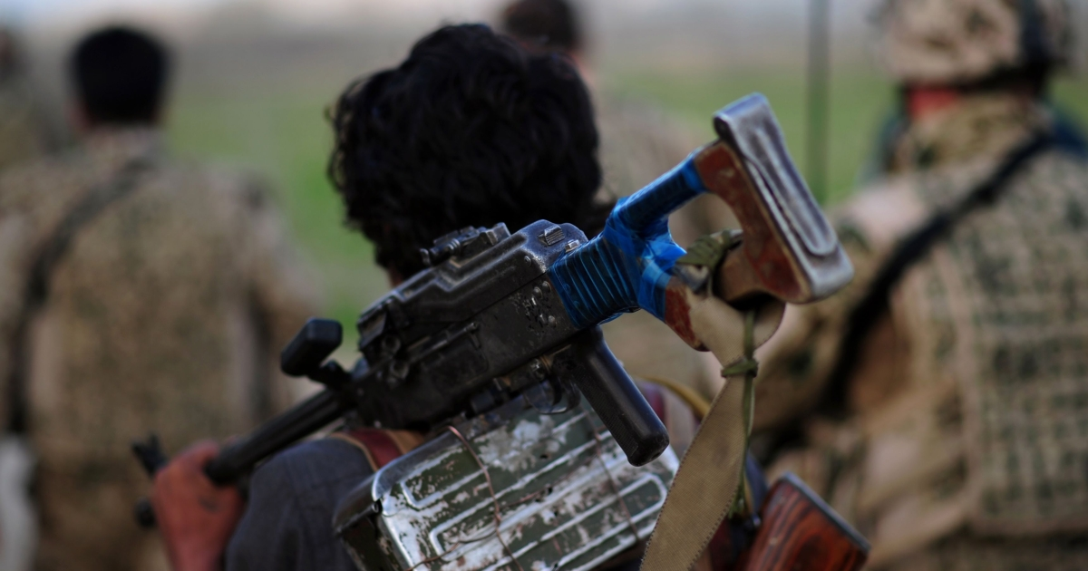 The victims were part of the Afghan Local Police, a local village force which provides security in areas where the Afghan police and army cannot operate.</p>