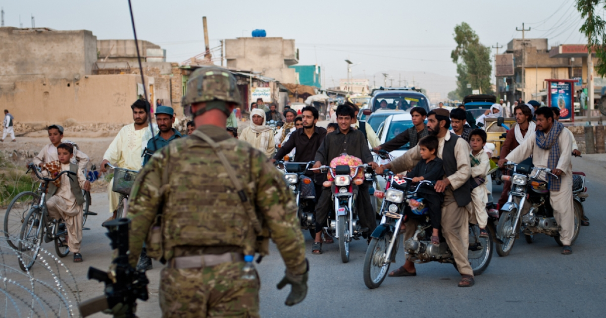 Traffic checkpoints are a fact of daily life in Kandahar City, but they have become more common since Ahmed Wali Karzai's death on July 13.</p>